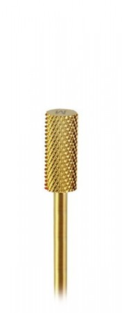 Carbide bit barrel, gold