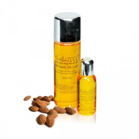 Almond Oil Deluxe, 200 ml