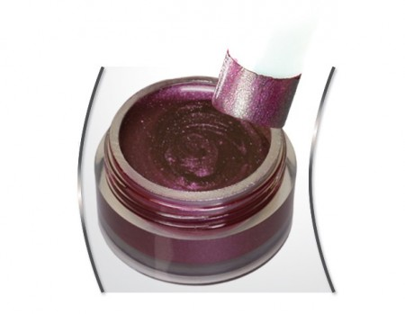 Colour gel Dark Aubergine