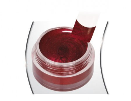 Colour gel Metallic Elixier Red
