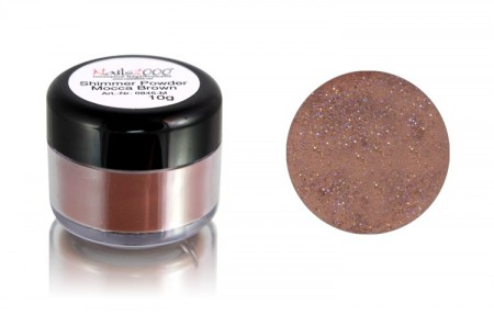 Shimmer Colour Powder Mocca Brown