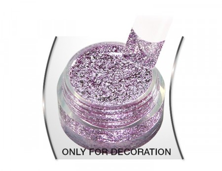 Glam Glitter gel Lavender Dust