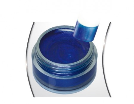 Colour gel Metallic Magic Blue